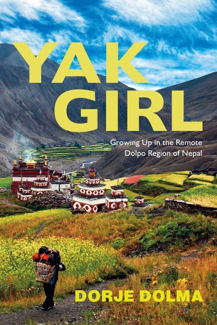 Yak Girl front cover photo