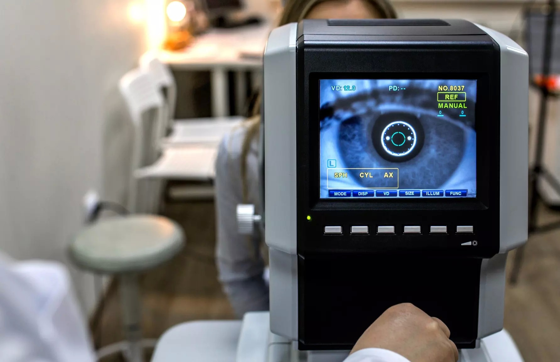 Research indicates that bionic vision will continue to improve at a rapid pace. Picture: iStock
