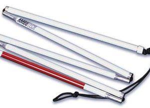 AmbuTech Folding Aluminum ID Canes