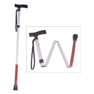 Adjustable Folding Support Cane