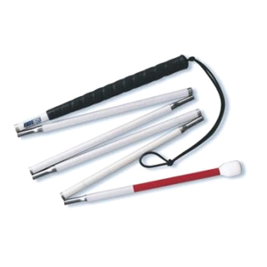 AmbuTech Folding Aluminum Cane