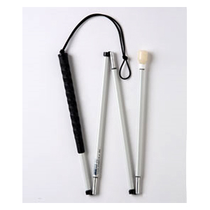 AmbuTech Folding Graphite Cane