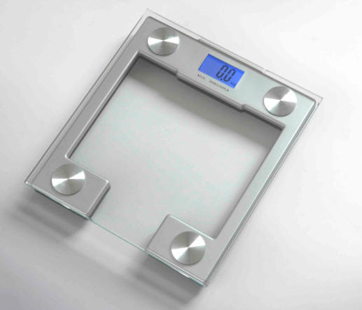 Moshi Glass Talking Scale