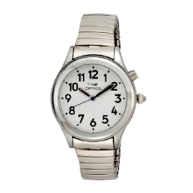 Ladies Dual Voice Talking Watch