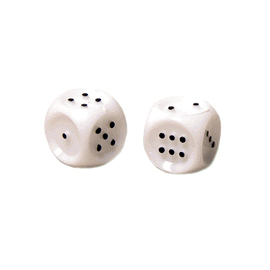 Tactile Dice
