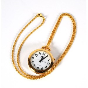 1-Button Talking Pendant / Pocket Watch