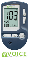 Prodigy Blood Glucose Monitor