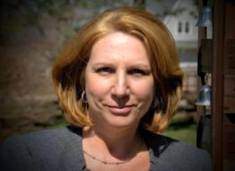 Head shot of Dina Rosenbaum.