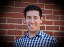 Head shot of Marketing & Communications Manager, Jason Laffer