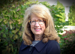 A head shot of Human Resource Manager, Joanne Kennedy.