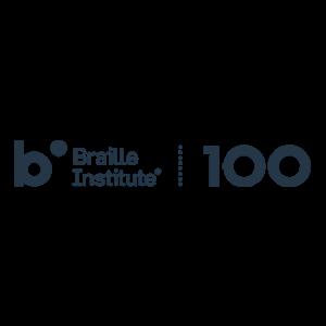 Braille Institute Logo.