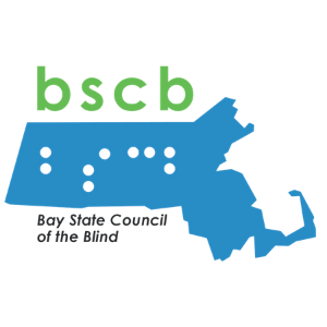 Bay State Council for the Blind logo