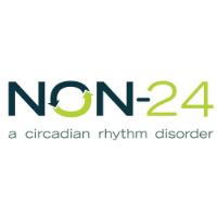 Non 24 - A Circadian Rhythm Disorder logo