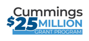 Cummings Foundation 25 Million Grant Program logo